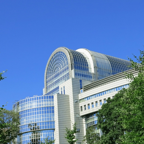 Site web réalisé pour le Forum européen de l'énergie